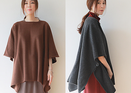 옆 button cashmere 39 outer
