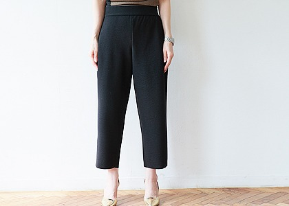 뒷 pocket knit pants