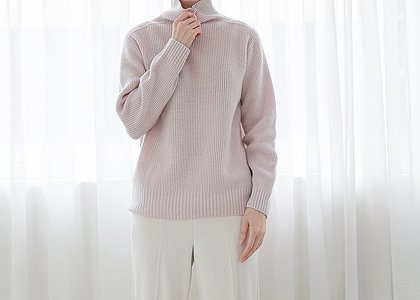 골지 터틀 soft wool 1422 K.top
