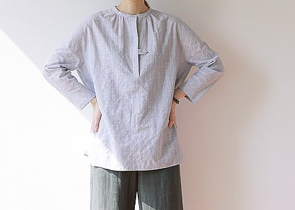 프론트 덧 button 042 blouse-fabric by japan-
